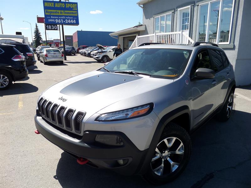 Jeep Cherokee 2014 4WD 4dr Trailhawk