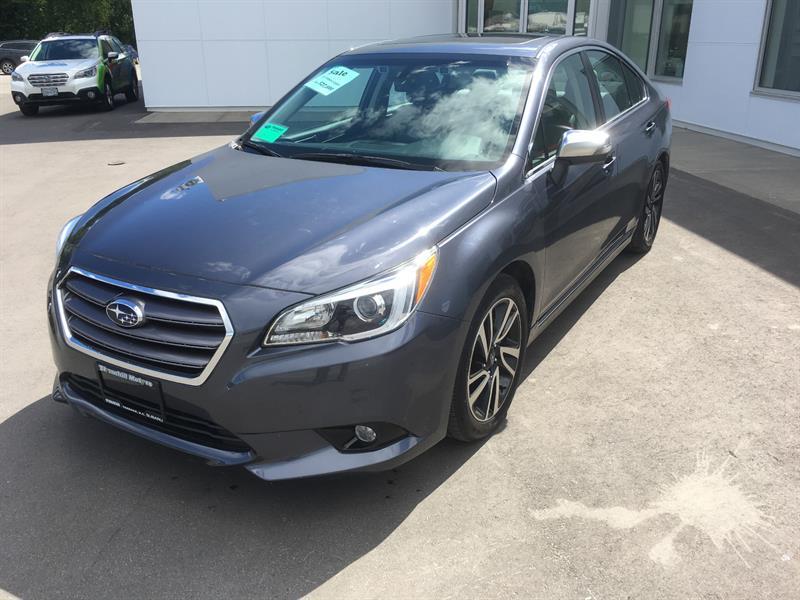 2017 Subaru Legacy Sport w/Tech Pkg #18035-0B