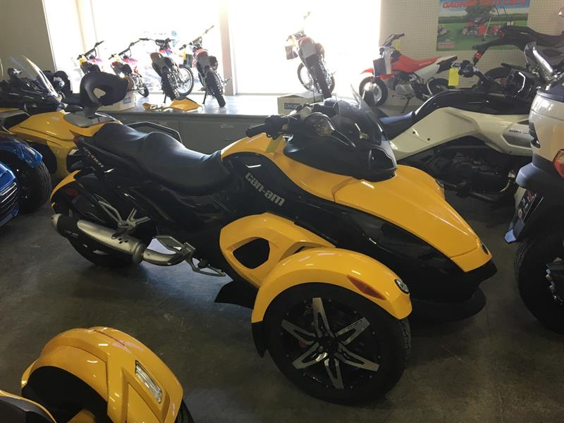 Can-am Spyder RS SM-5 2008