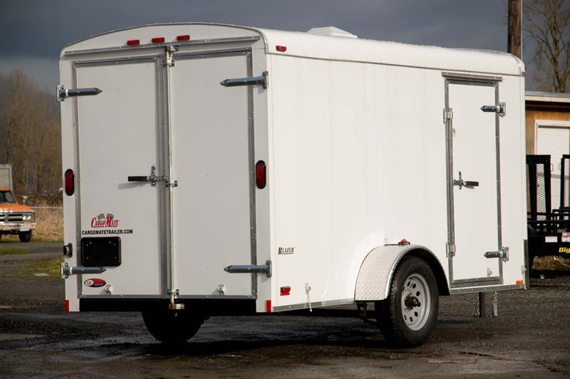 2019 Cargomate Blazer 6x12 Barn