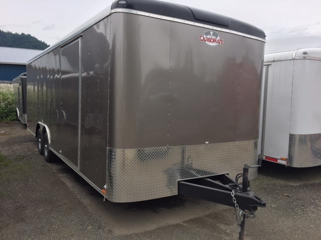 2019 Cargomate Blazer 8.5x24  Car Hauler Pkg