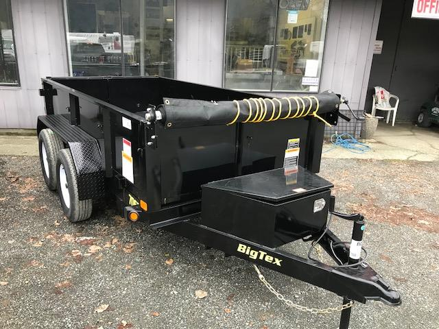 2019 Bigtex 70SR-10 5x10 Dump