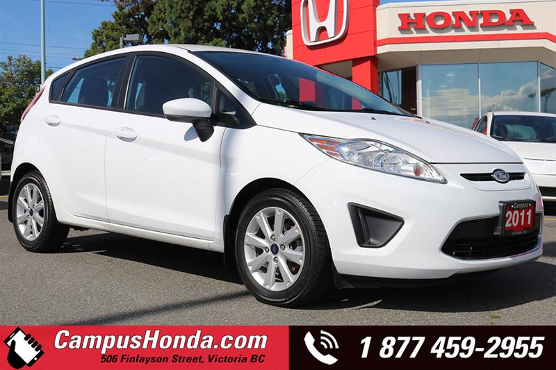 2011 Ford Fiesta SE Hatchback Auto Bluetooth #B5460