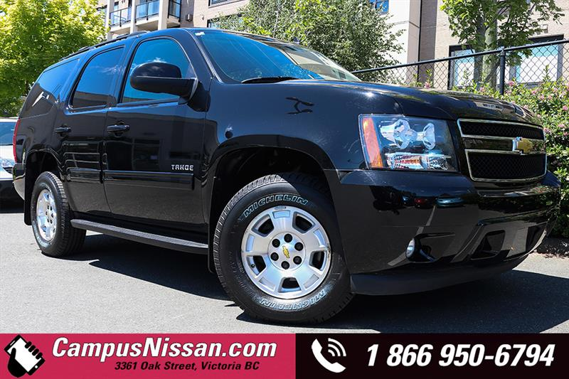 2013 Chevrolet Tahoe LT SUV w/ Leather #JN2817A