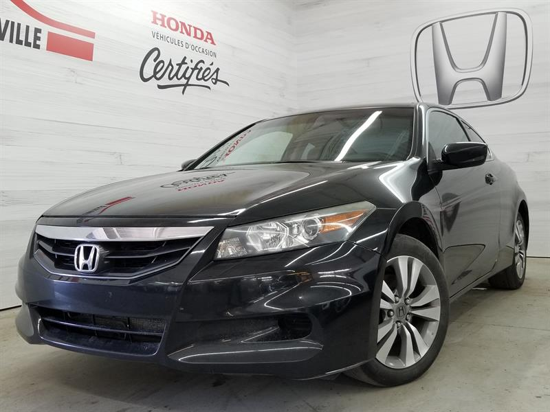 Honda Accord Coupe 2011 2 portes Automatique EX TOIS MAGS #R-0633A