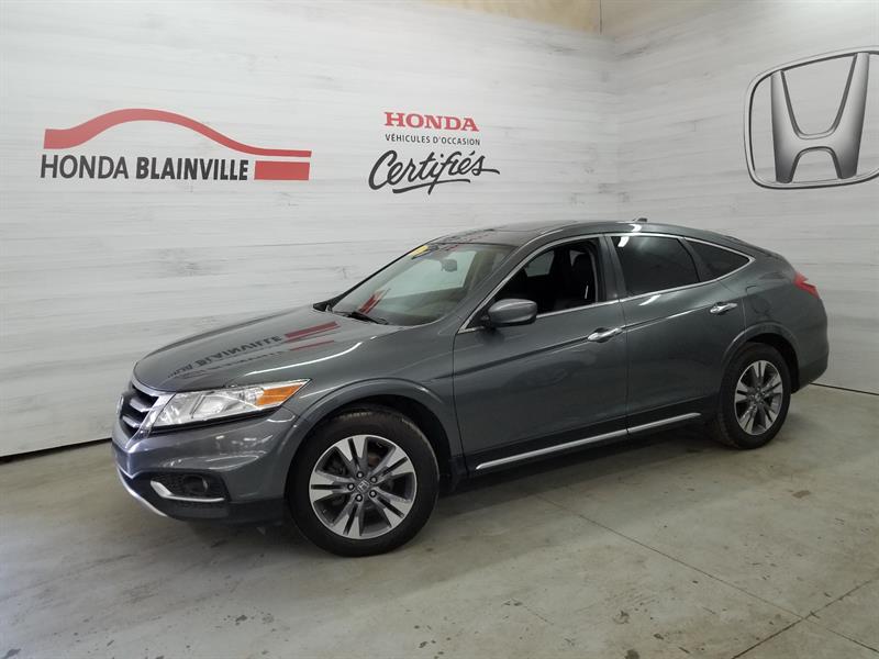 2014 Honda Accord Crosstour EX L NAVIGATION Used For Sale In Blainville At  Honda Blainville