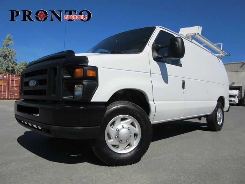 Ford Econoline Cargo Van 2012   ** PROMOTION ** #3651