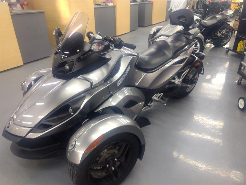 Can-am Spyder RS SM-5 2010