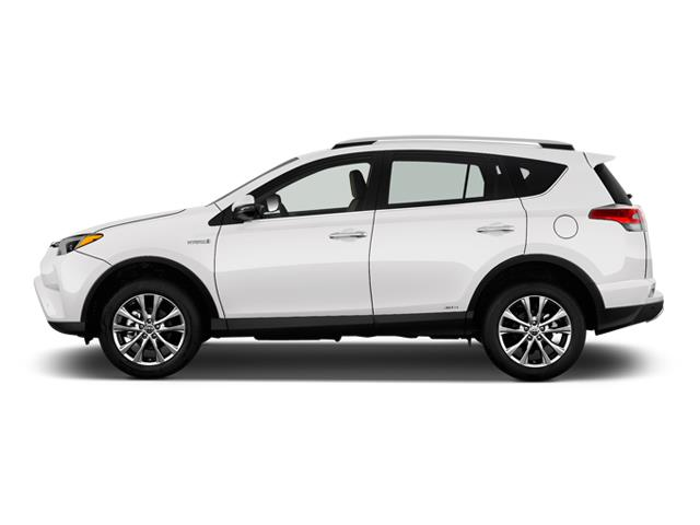 2018 Toyota RAV4 Hybrid Limited #RH18933