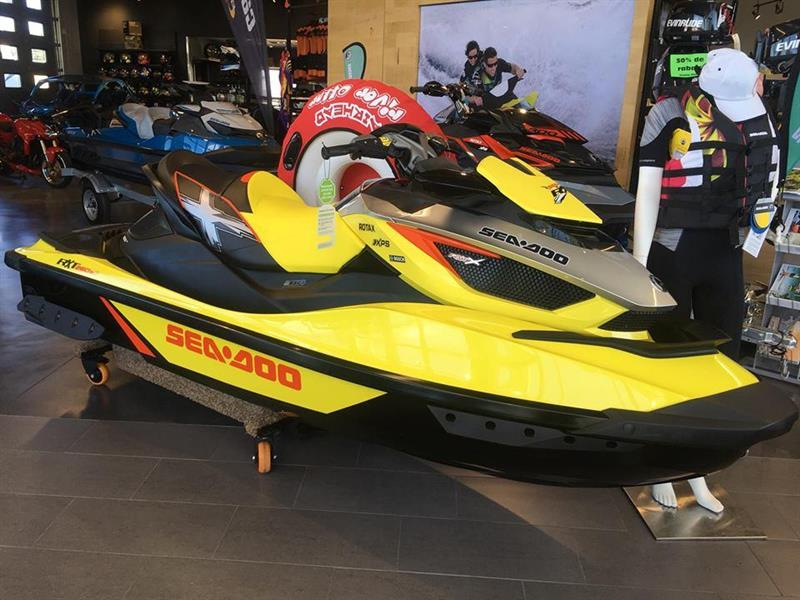 Sea-doo RXT X 2015