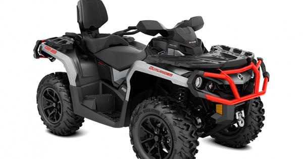 Can-am OUTLANDER MAX 650 XT 2018