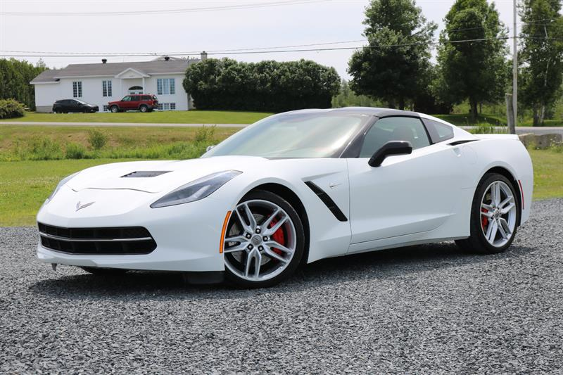Chevrolet Corvette 2016 Stingray Z51 1LT Coupe #170338