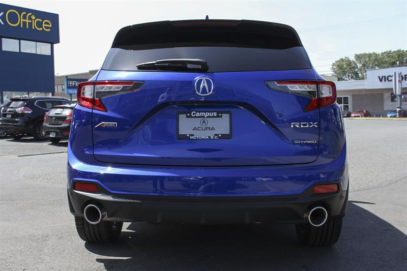 2019 Acura RDX A-Spec New for sale in Victoria at Campus Infiniti on