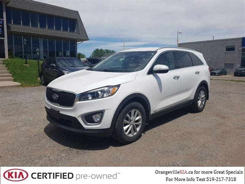 2016 Kia Sorento LX 2.4L AWD - Trade-In, CarProof $0 #85097A
