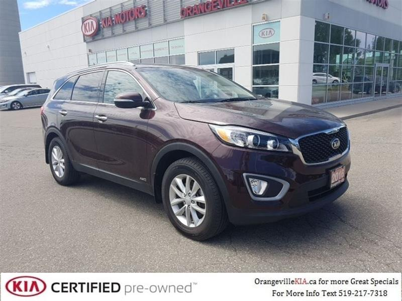 2016 Kia Sorento LX 2.4L AWD - Trade-in, CarProof 40 #85078A