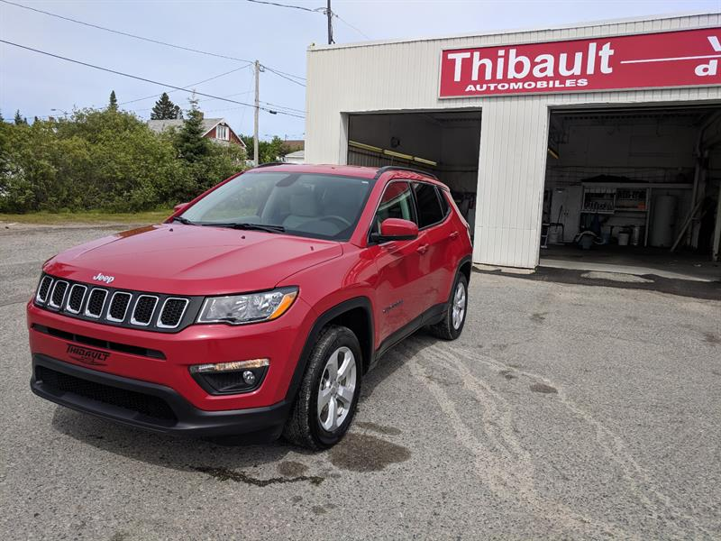 Jeep Compass 2017 4dr 4X4 North #14527U