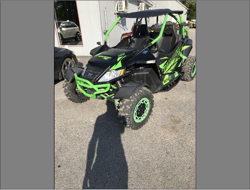 Arctic Cat Wildcat X 1000 2016