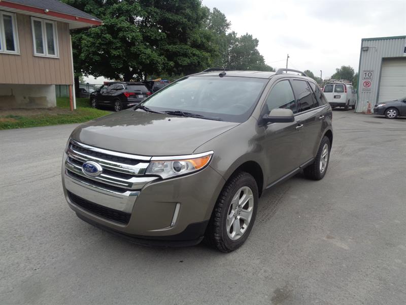 Ford EDGE 2012 4dr SEL AWD