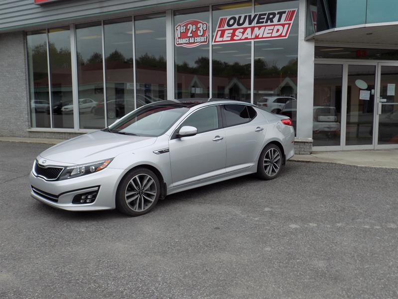 Kia Optima 2015 4dr Sdn Auto SX Turbo