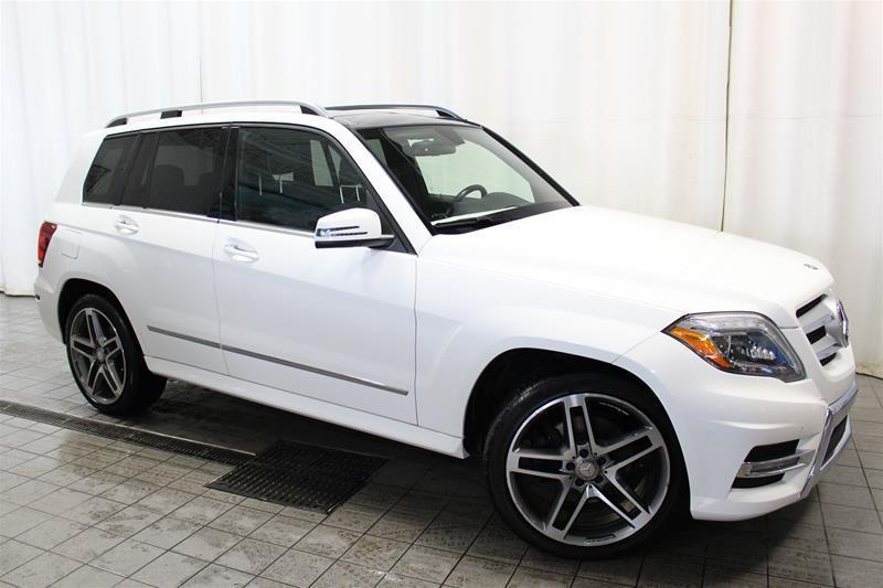 Mercedes-Benz GLK250 2015 BlueTEC 4MATIC SPORT AMG ET AVANTGARDE PLUS #U18-263