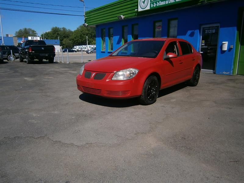 Pontiac G5 2008 4dr Sdn #18-019