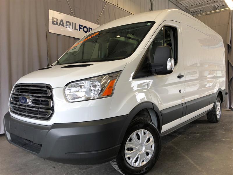 Ford Transit Cargo Van 2017 T-250 #c6766