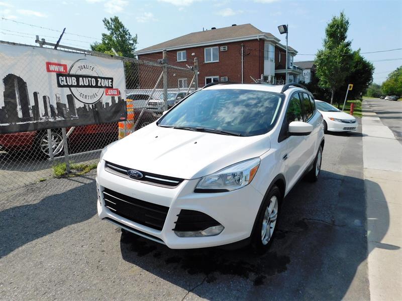 Ford Escape 2015 SE ECOBOOST 4WD TOIT PANORAMIQUE CUIR #FUA54529