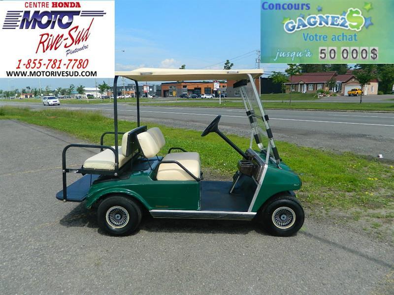 Club Car 4 Places 1998