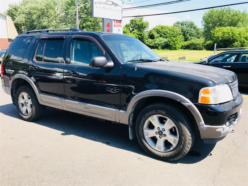 Ford Explorer 2003 4.0L-4WD-Automatic-Air-Mags #94733