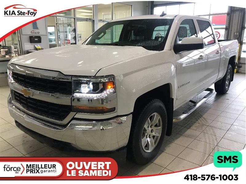 Chevrolet Silverado 1500 2017 **LT**V8 5.3L**4X4**ANDROID**APPLE CARPLAY** #U1875