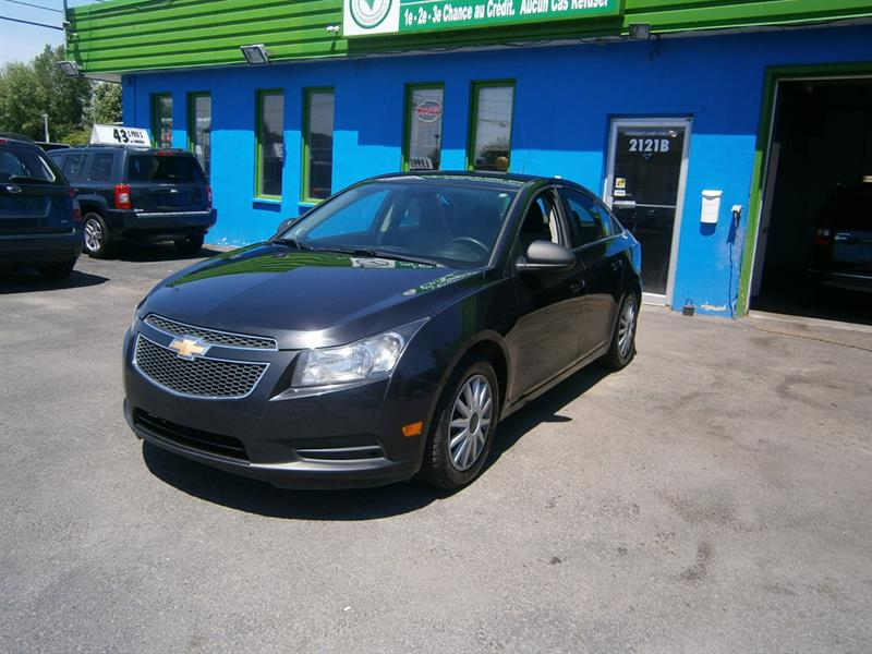 Chevrolet Cruze 2012 4dr Sdn LS+ w-1SB #18-095