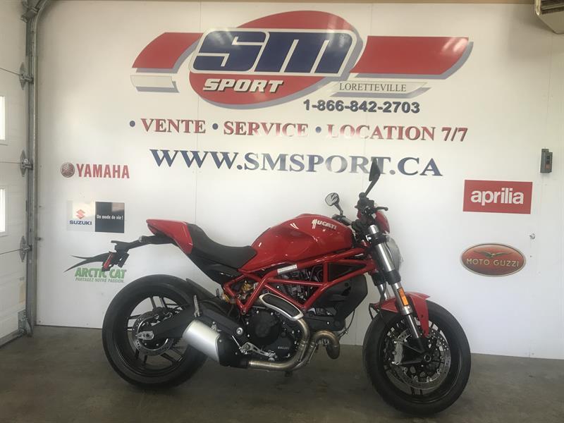 Ducati Monster 796 2018