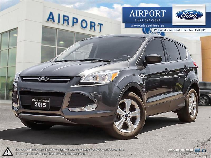 2015 Ford Escape SE FWD with only 52,785 kms #A70967