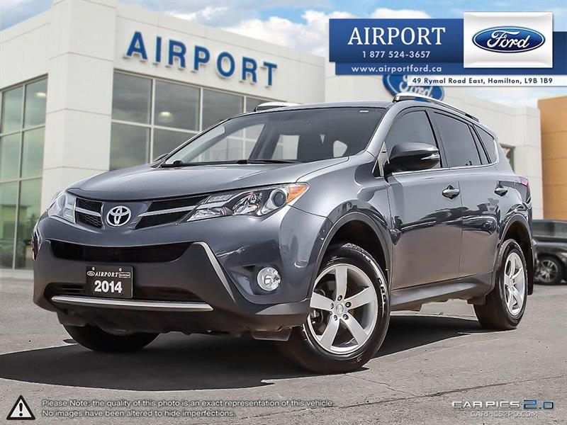 2014 Toyota RAV4 Limited AWD with only 63,313 kms #AHL033