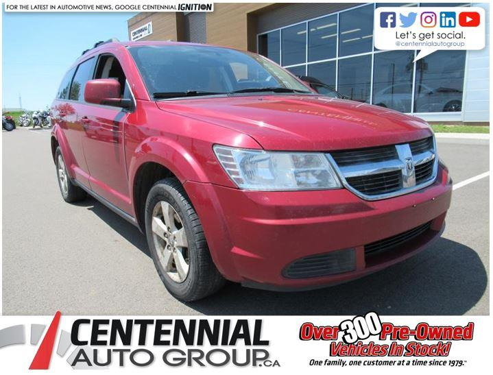 2009 Dodge Journey SXT | FWD #U526