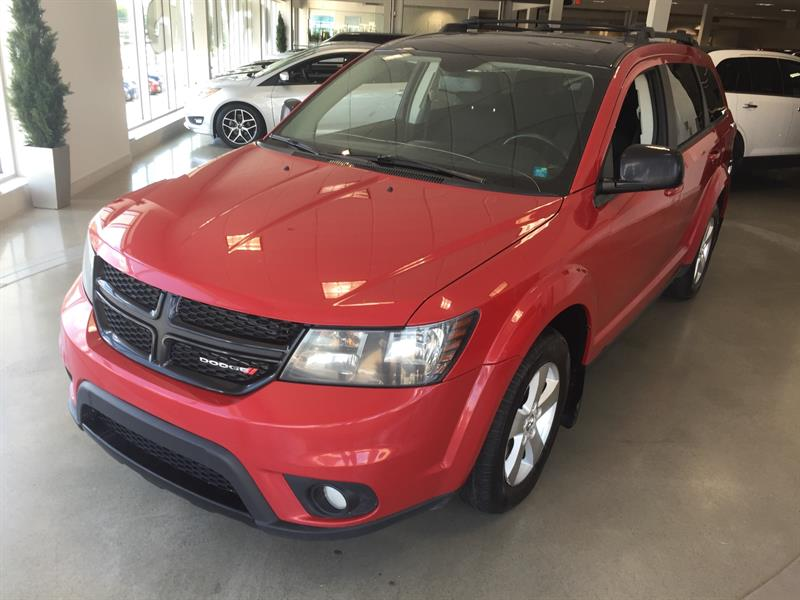 Dodge Journey 2015 FWD 4dr SXT #U3905