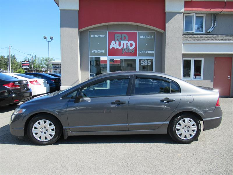 Honda Civic 2009  DX  + AIR-CLIM