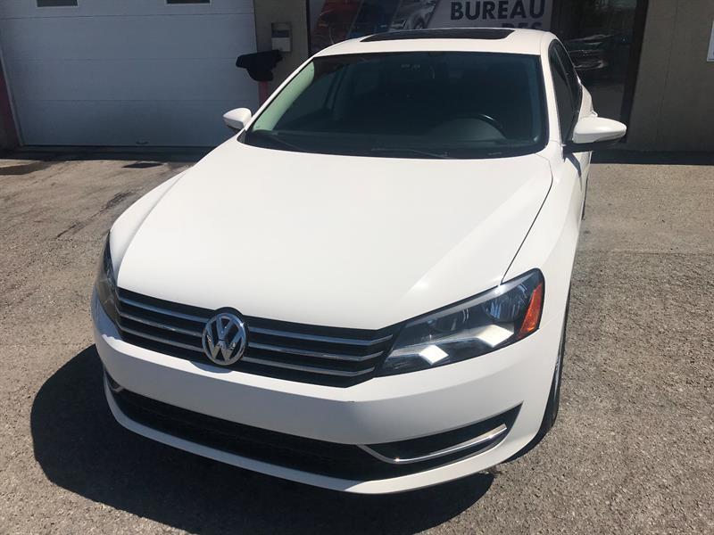 Volkswagen Passat 2012 2.5L Comfortline CUIR, TOIT AUTO #6204