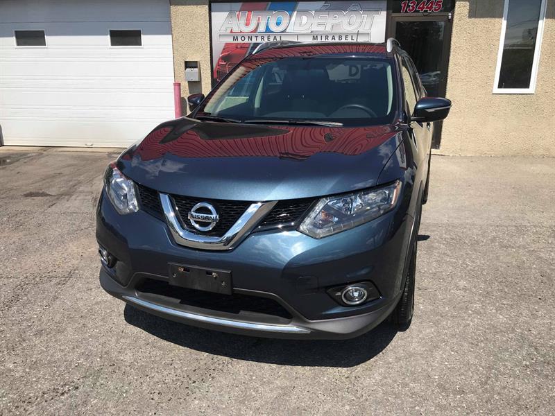 Nissan Rogue 2015 SV, AWD, CAMERA, TOIT #6188