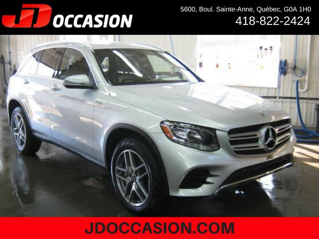 Mercedes-Benz GLC 2018 GLC 300 4MATIC SUV #MI101