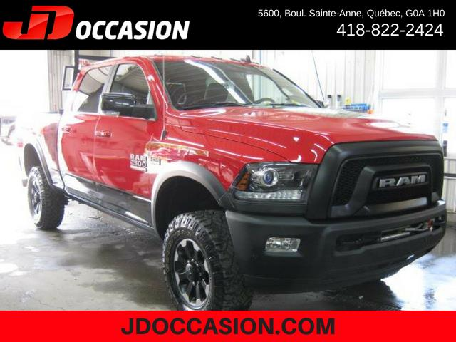 Ram 2500 2018 Power Wagon 4x4 Crew Cab 6''4 Box #A4912