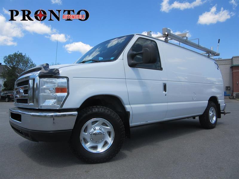 Ford Econoline Cargo Van 2011 E-150 ** Voir Équipement ** #3659