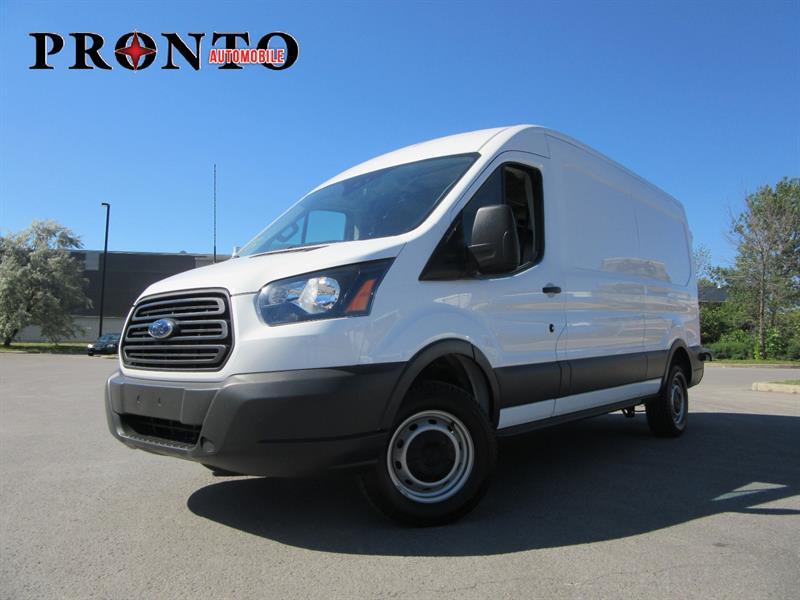 Ford Transit Cargo Van 2016 T-250 148 Med Rf ** Toit moyen ** 3.7L ** #3662