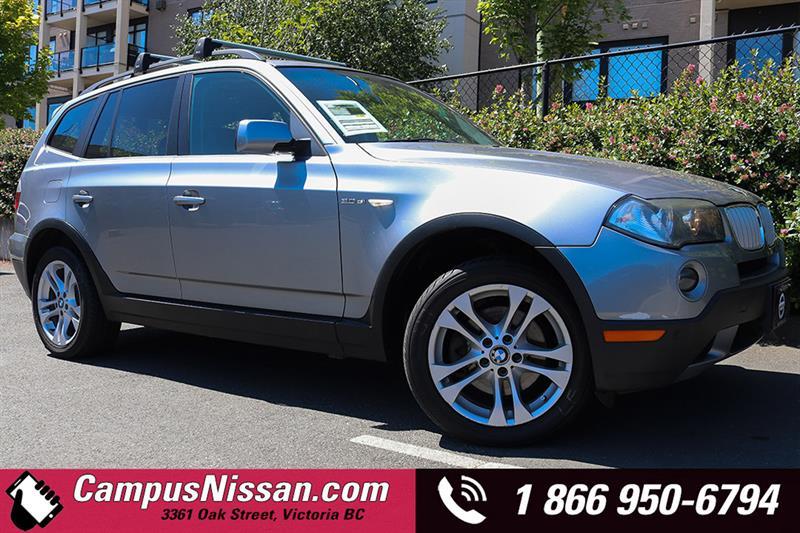 2007 BMW X3 3.0si w/ AWD #JN2825A