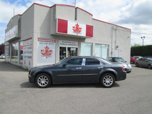 Chrysler 300 2008 LIMITED,CUIR,TOIT,CHROME #.AC5645