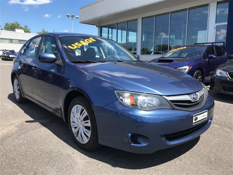 Subaru Impreza 2011 2.5 i Convenience Package #15509A