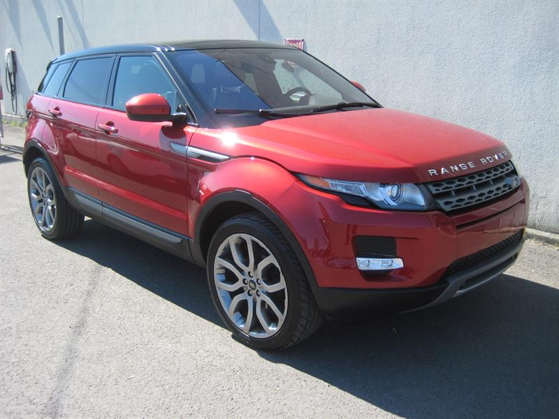 Land Rover Range Rover Evoque 2014 Pure Plus #p1