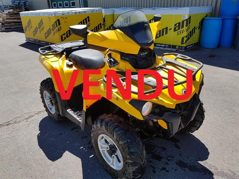Can-am OUTLANDER L 500 2015