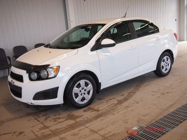 Chevrolet Sonic 2012 ***GARANTIE 1AN INCLUSE**** #014-4206-TH
