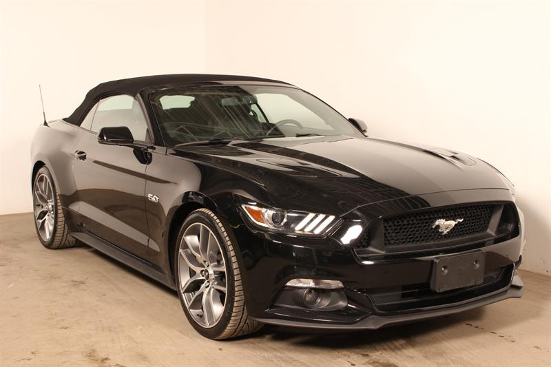 Ford Mustang 2016 Conv GT Premium ** MAGS 20'' ** #71531a